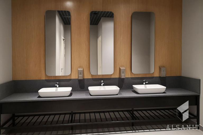 łazienka hotelowa