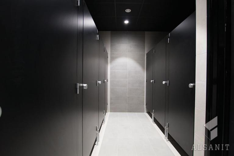 kabiny HPL