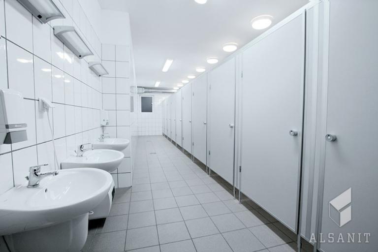 kabiny WC eridani
